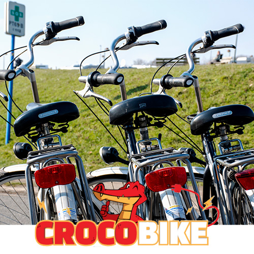 Test Croco Bike